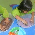 sensorial activity
