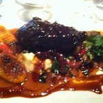 Short ribs with roasted peppers... delicious