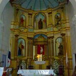 Impressive original altar