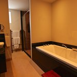 Bathroom of first bedroom