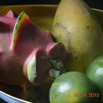 """Welcome fruits, you can get """"welcomed"""" every day, just ask for it"""