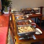 Buffet night at TIff's Thai Restaurant(formally Amorn Thai)