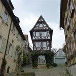 Fachwerkhaus Bad Wimpfen