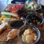 Antipasto Sharer - The Spark, Lichfield