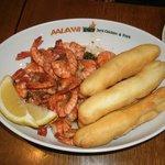 Jerk Shrimp & Festival