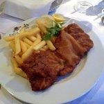 Wiener Schnitzel - Würden Sie dafür fast 50 Franken bezahlen???