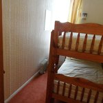 Flat 7 separate bedroom with bunk bed