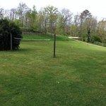 terrains de volley