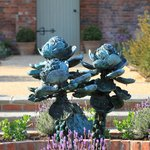 Brussel Sprout Fountain
