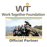 We are proud to be official partners of the Work Together Foundation