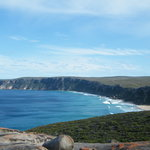 view from remarkable rocks - wonders of KI tour