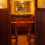 Old Time Snug at Giltraps Pub Kinnitty
