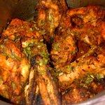 Tandoori Chicken Wings (Sunday Buffet new additions)