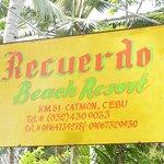 Foto de Recuerdo Beach Resort