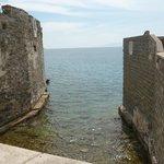 Turkey bodrum harbor