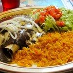 Enchilada & Mole
