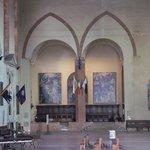 Interno Basilica Cateriniana di San Domenico
