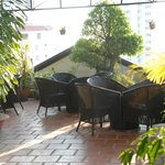 Roof Terrace Cafe