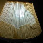 lamp shade falling apart