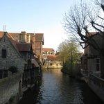Un canale di Brugge