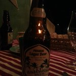 finalmente una birra!
