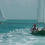 Sailing Sea Pearl 21s
