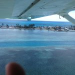 our water take-off from Bimini