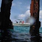 Snorkeling the Sapona