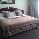suite avec grand lit