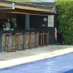 SMall bar on the Pool deck!!!