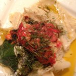Lobster ravioloni