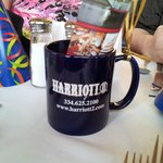 complimentary birthday mug