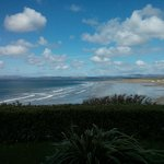 Fantastic view over Rossnowlagh beach