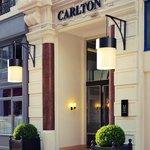 entrée hôtel carlton lyon