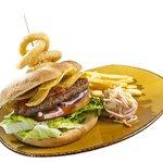 Texmex-burger