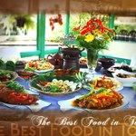 The best Sundanese food in west Java