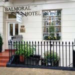 The Balmoral House Hotel