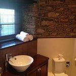room 1 bathroom - impressive