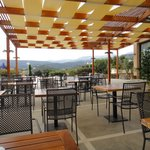 Bar de la piscine Aegeon