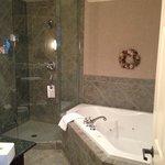 Bathroom in the Premium Room