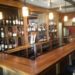 our newly renovated bar
