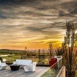 Mágico Sunset en Retamares.... Casino Club de Golf Suites Retamares