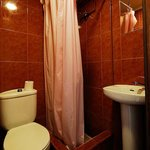 Typical ensuite downstairs