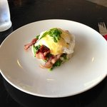 Eggs Benedict @ Cafe Coco
