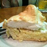 There is always room for coconut pie!