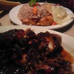 Jerk Chicken Dinner