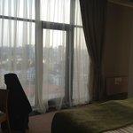 la chambre avec la vue panoramique