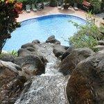 Piscinas del Hotel los Lagos