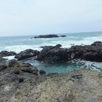 Natural Tidal Pool - you can really swim in it