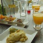 Runcu Hotel, um toque personalizado no café da manhã